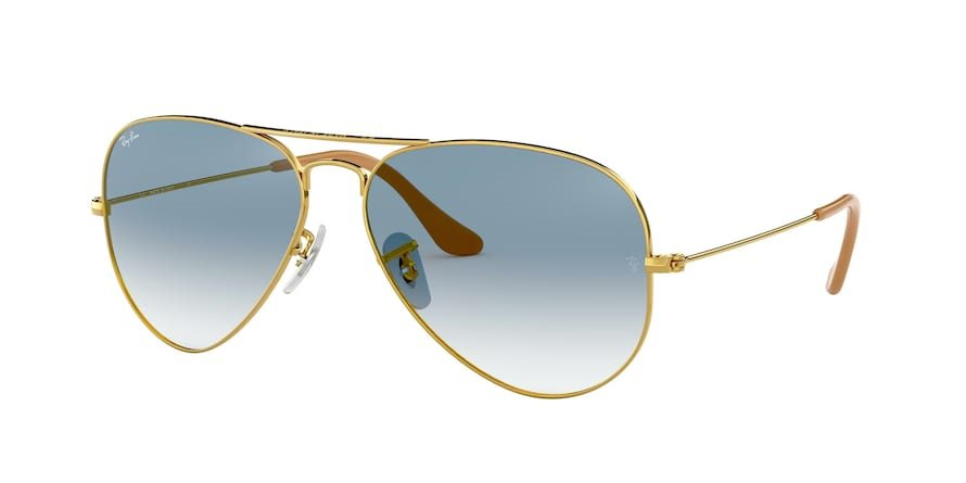 929005420f Comprar Gafas de Sol Ray-Ban aviator large metal RB3025 001/3F al ...