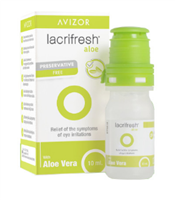 lacrifresh aloe 10ml avizor