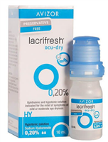 lacrifresh ocu dry 0,20% 10 ml